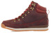 The North Face Back-To-Berkeley Redux Leather Shoes Men red/brown